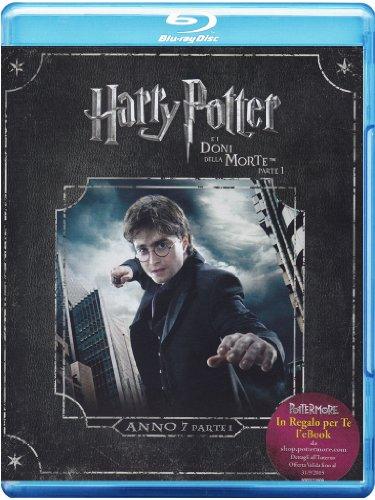 Harry Potter e i doni della morte - Parte 1(+Ebook) [Blu-ray] [IT Import]