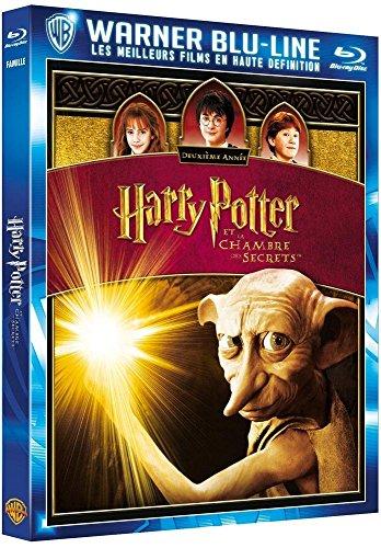 Harry potter et la chambre des secrets [Blu-ray] [FR Import]