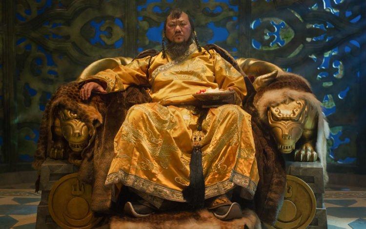 Benedict Wong spielt Kublai Khan in Netflix neue Serie Marco Polo