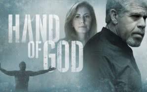 Titelbild zur Serienkritik an Hand of God - Staffel 1 @4001Reviews