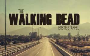 Titelbild zur Serien Kritik an Walking Dead Staffel 1