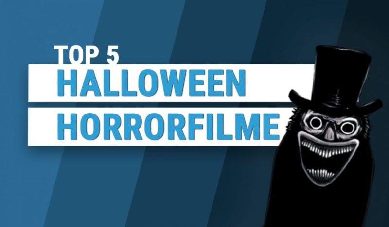 Top 5 Halloween Horrorfilme