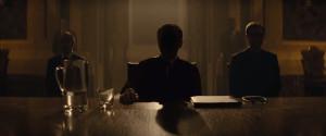 Bösewicht Oberhauser (Christoph Waltz) - am besten im dunkeln