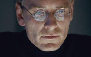 Titelbild zur Filmkritik an Steve Jobs