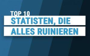 Titelbild zu Top 10 dümmsten Statisten, die alles runieren