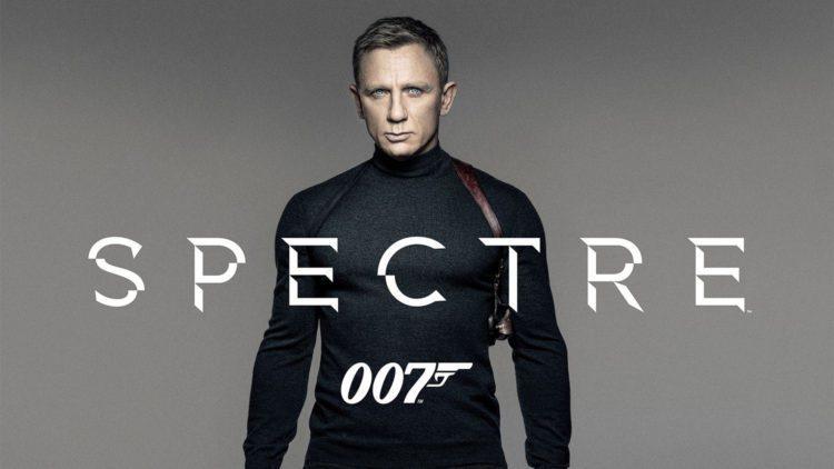 James Bond - Spectre Cover
