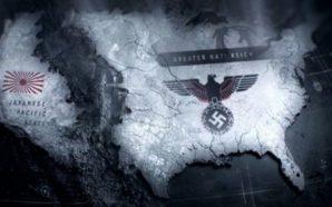 Karte des Greater nazi Reich