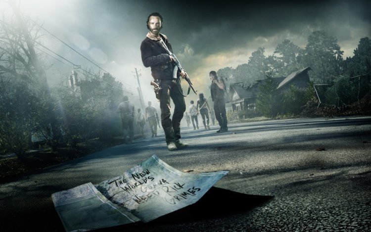 The Walking Dead Staffel 5