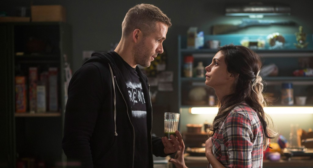 Deadpool - Ryan Reynolds und Morena Baccarin