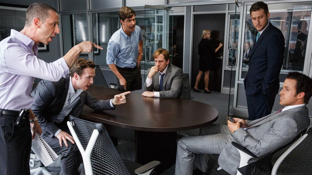 Ryan Gosling als Jared Vennett n The Big Short
