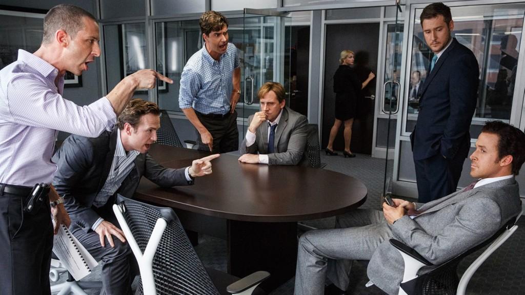 Ryan Gosling als Jared Vennett n The Big Short