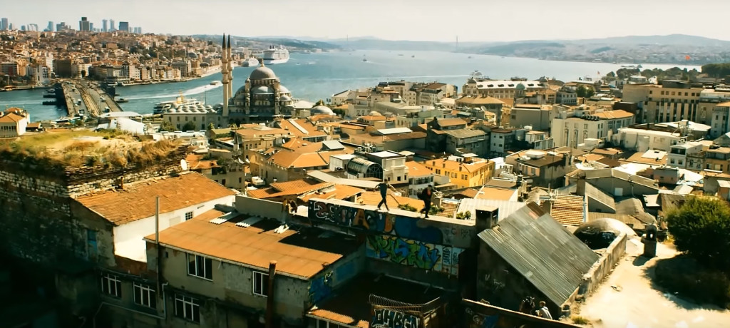 Istanbul in Tschiller: Off Duty
