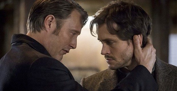 Hannibal Lecter und Will Graham