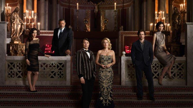 Der Cast von Hannibal Staffel 3