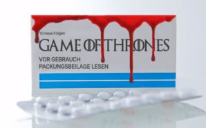 Packungsbeilage Game of Thrones
