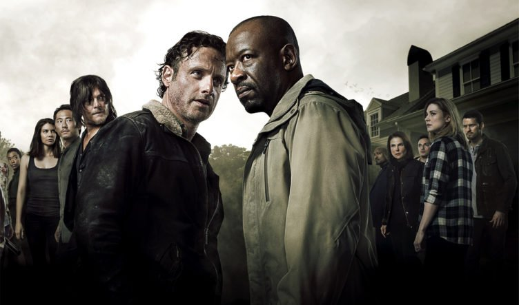 The Walking Dead Staffel 6 Poster