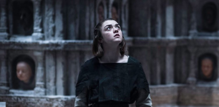 Arya Stark in Game of Thrones - Staffel 5