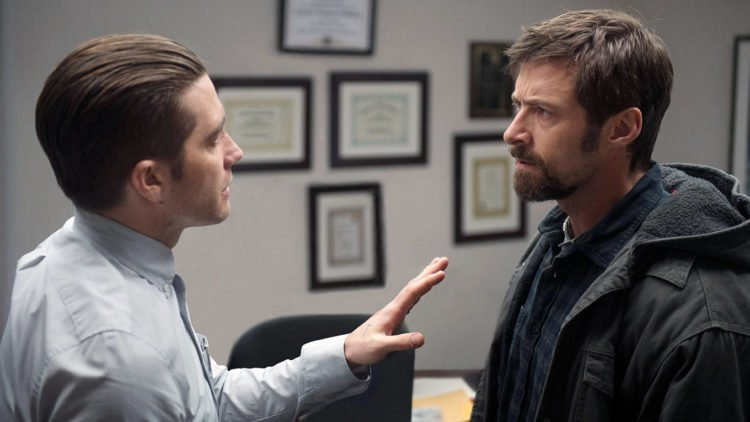 Jake Gyllenhaal und Hugh Jackman in Prisoners