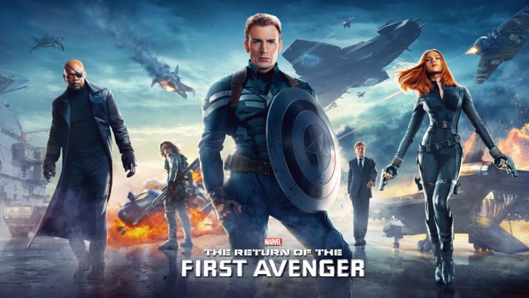 Captain America 2 The Return of the First Avenger