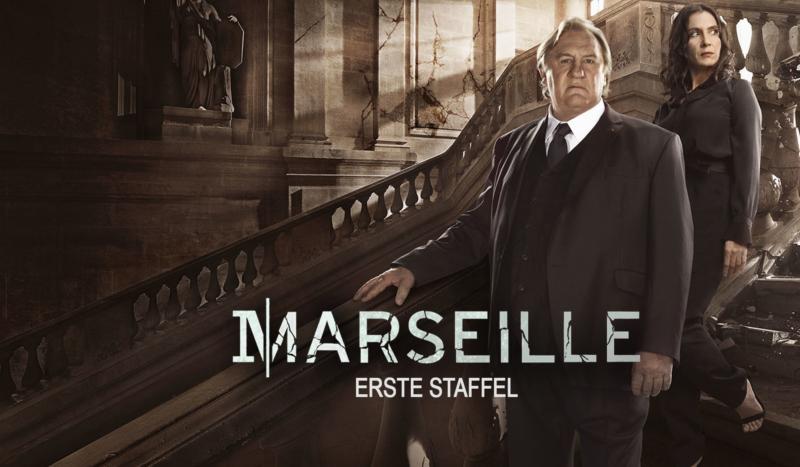 Marseille, die Netflix-Serie mit Gérard Depardieu