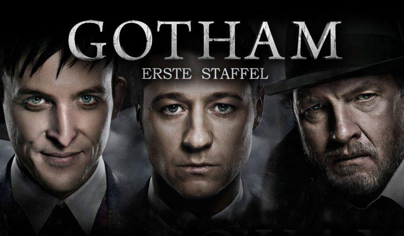 Gotham - erste Staffel Titelbild