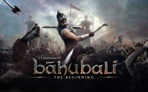 Ein Wallpaper von Bahubali: The Beginning