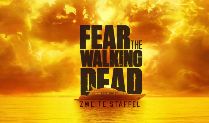 Fear The Walking Dead Staffel 2 Teil 1 Cover