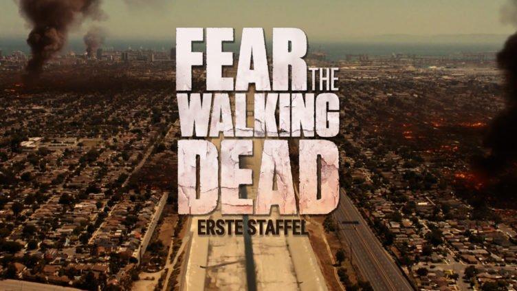 Fear The Walking Dead - Staffel 1 Wallpaper