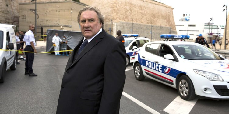 Gérard Depardieu als Robert Taro in Marseille - Staffel 1