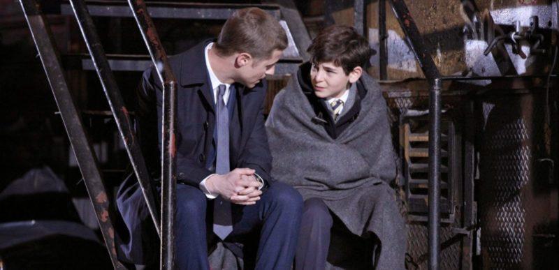 Gotham - Jim Gordon und Bruce Wayne