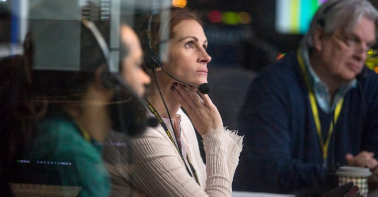 Julia Roberts als Patty Fenn in Money Monster