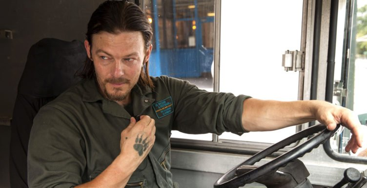 Norman Reedus in Triple 9