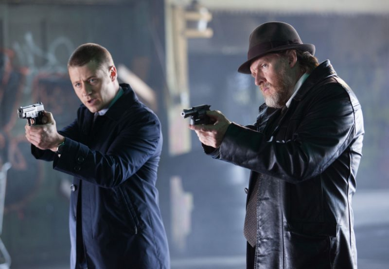 Gotham - Jim Gordon und Harvey Bullock
