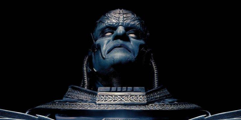 Oscar Isaac als Apocalypse in X-Men: Apocalypse