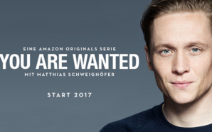 Titelbild der Amazon-Serie You Are Wanted mit Matthias Schweighöfer