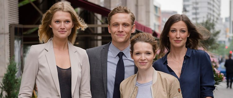 Cast der Amazon-Serie You Are Wanted