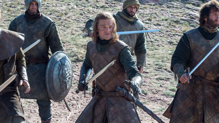 Eddard Stark in Game of Thrones Staffel 6