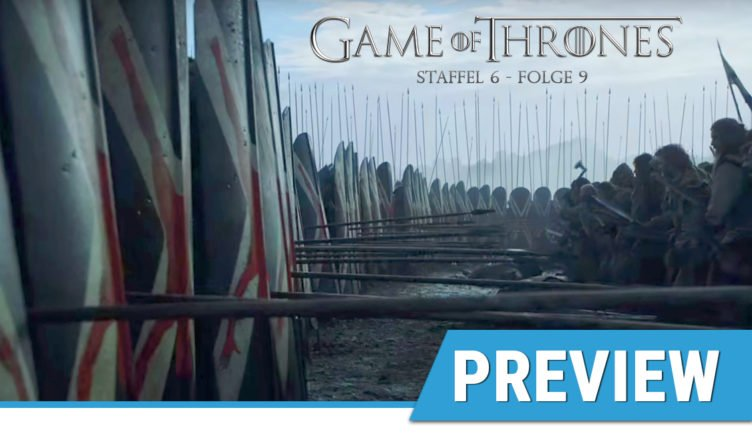 Game of Thrones Die Schlacht der Bastarde Preview