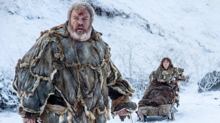 Hodor in Game of Thrones Staffel 6
