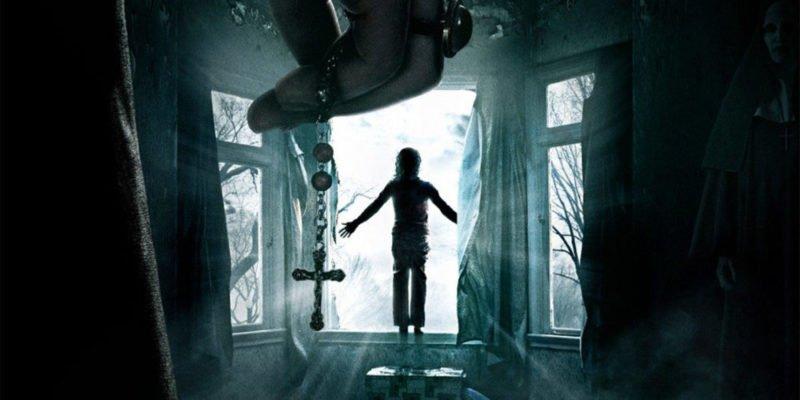 Ein Poster vom Film Conjuring 2