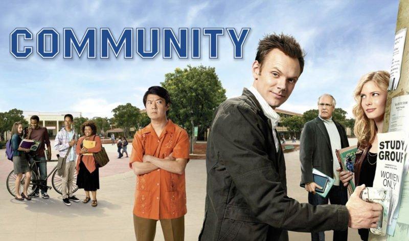 Titelbild der Serie Community
