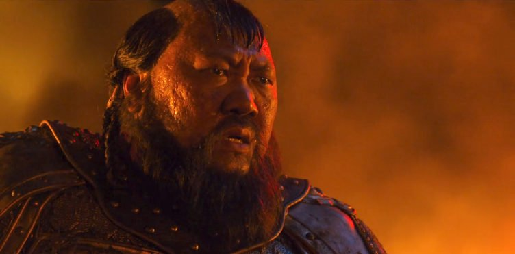 Benedict Wong als Kublai in Marco Polo – Staffel 2 | Serienkritik @4001Reviews