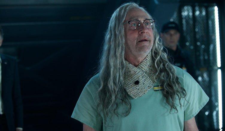 Brent Spiner als Dr. Brakish Okun in Independance Day 2 Wiederkehr