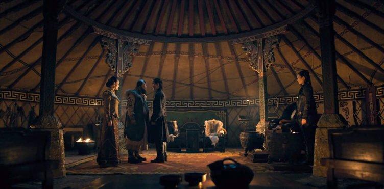 Großartiges Szenenbild in Marco Polo – Staffel 2   Serienkritik @4001Reviews