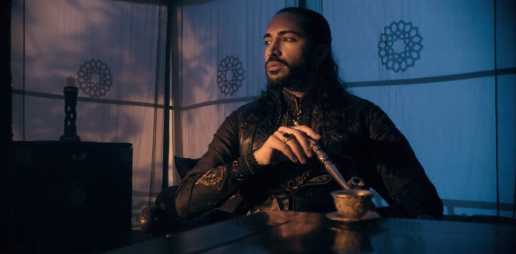 Mahesh Jadu als Ahmad in Marco Polo – Staffel 2 | Serienkritik @4001Reviews
