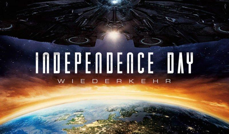 Titelbild zur Serienkritik zu Independance Day 2 Wiederkehr @4001Reviews
