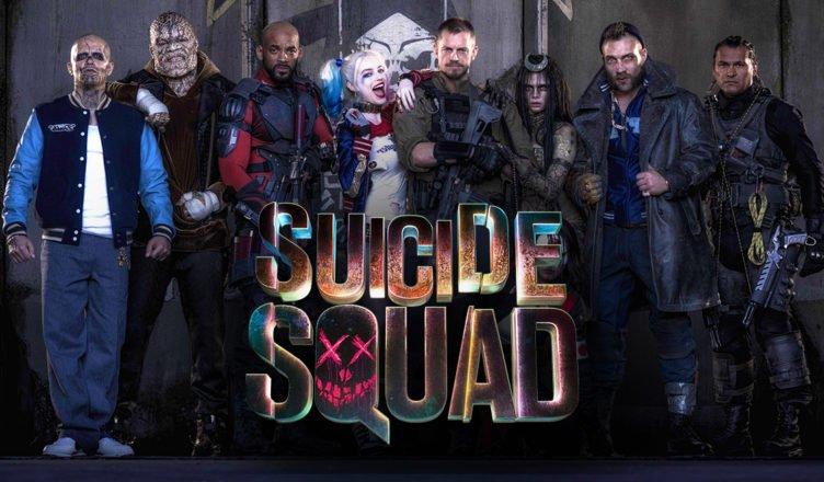 Ein Poster zu Suicide Squad