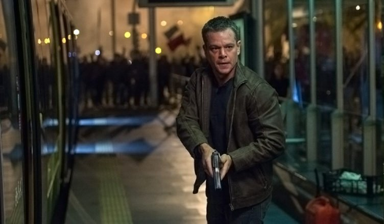 Matt Damon in Jason Bourne 2016 – Filmkritik von 4001Reviews
