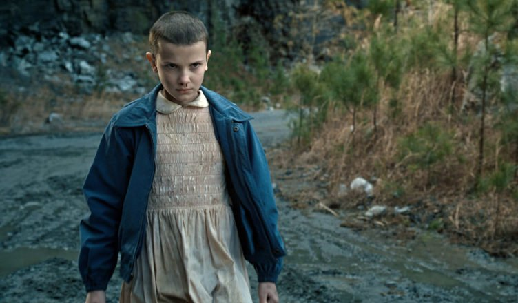 Millie Bobby Brown in Stranger Things Staffel 1