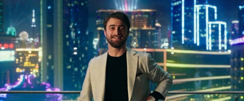 Daniel Radcliffe in Die Unfassbaren 2